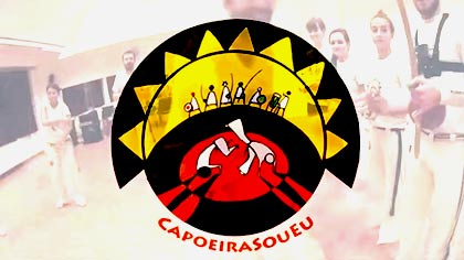 Capoeira Sou Eu: training and roda